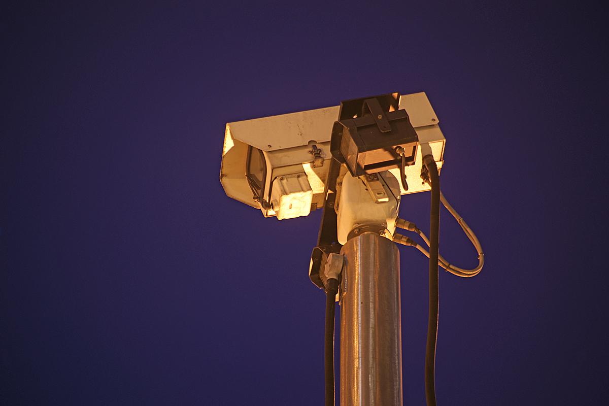 CCTV Camera | Ian Britton | CC | https://flic.kr/p/9F2CYe