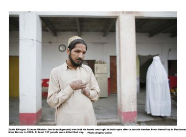 Living in the shadow of Pakistan's suicide bombers 11