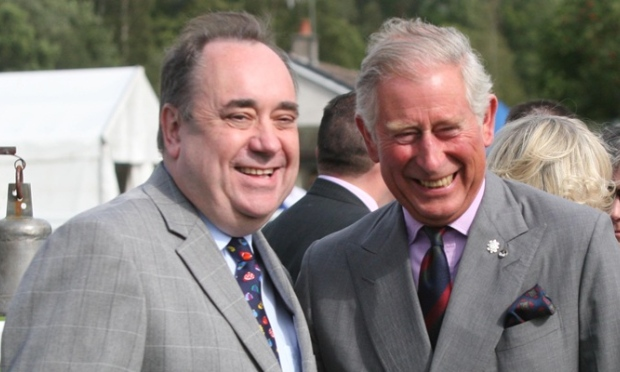 Revealed: Prince Charles privately lobbied Scottish Government 9