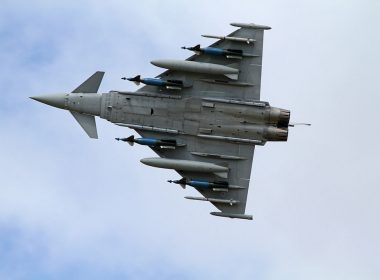 Eurofighter Typhoon | CC | Ronnie Macdonald | https://flic.kr/p/a6tqW2