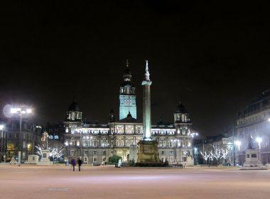 Glasgow City Chambers | By Velvet | CC BY-SA 3.0 via Wikimedia Commons | http://bit.ly/1GIpdI0