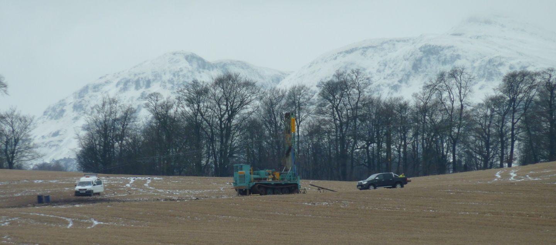 Hydracat Drilling Rig