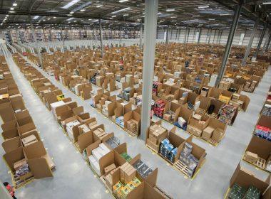 Amazon fulfilment centre, Dunfermline