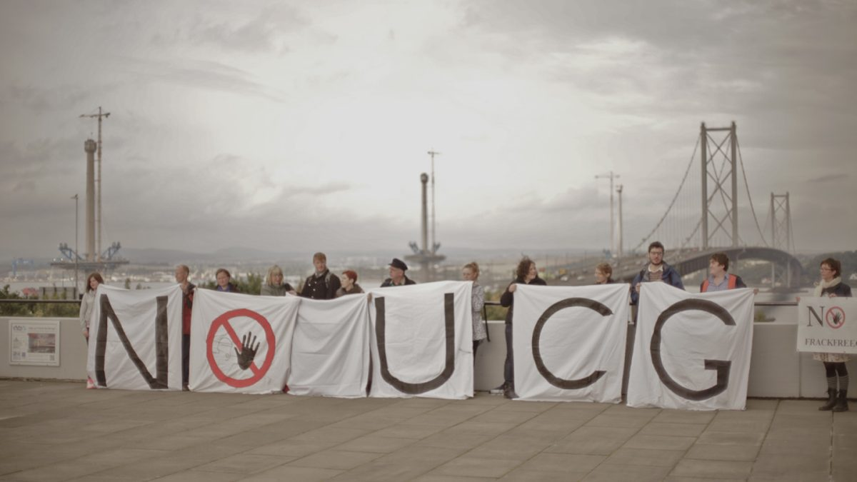 Resistance: The people fighting fracking in Scotland 10