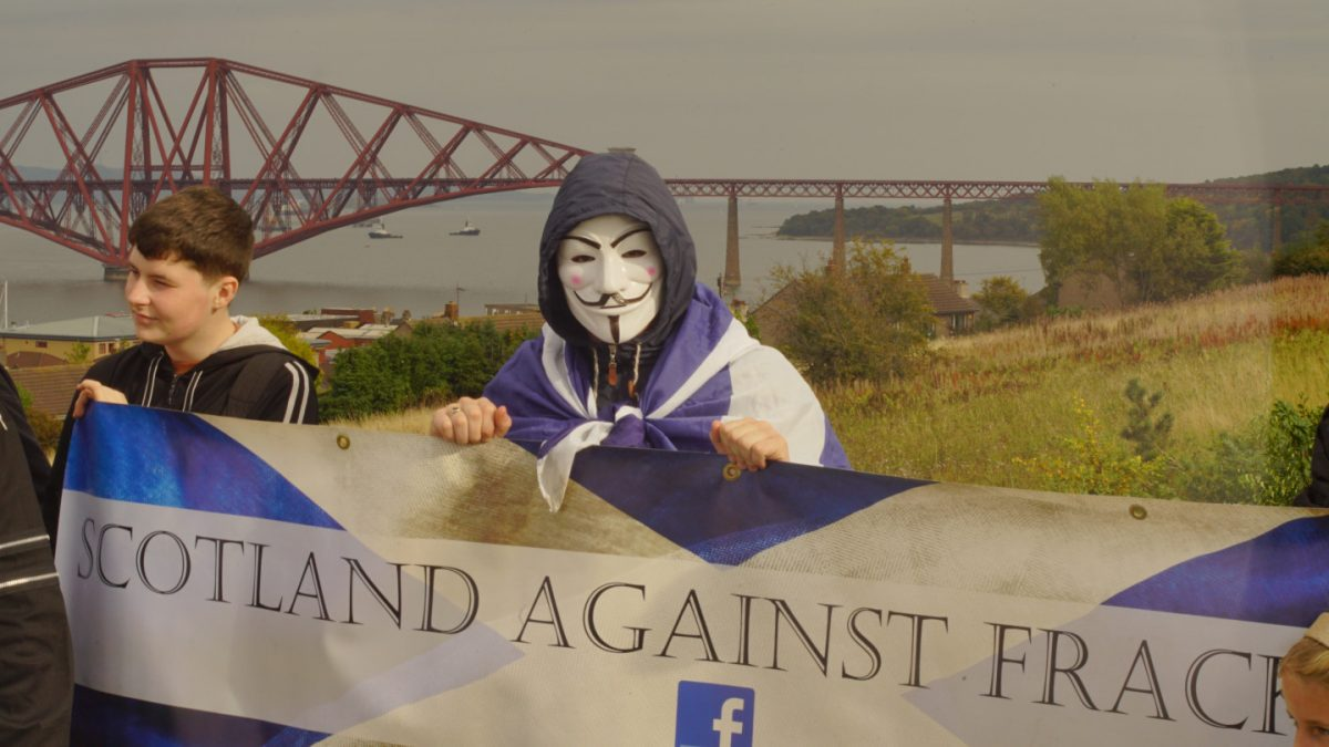 Resistance: The people fighting fracking in Scotland 14