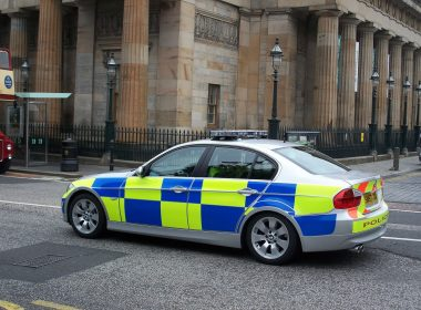 Number of police on streets down almost 50 per cent since 2011 9