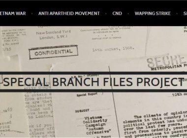 Secret police files detail spying on political activists 7