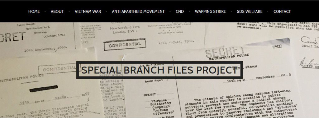 Secret police files detail spying on political activists 8