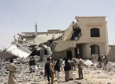 An eye witness to Yemen's forgotten war 6