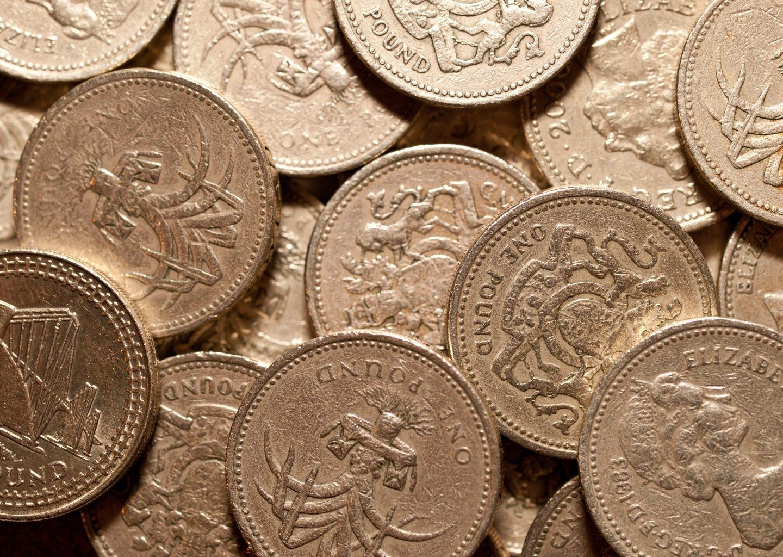 Pound coins   CC   William Warby   https://flic.kr/p/8puwXg