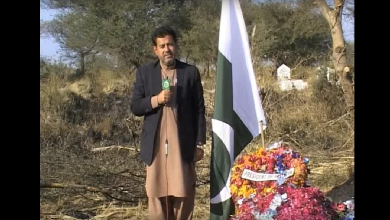 Taliban threat to hang journalist 9