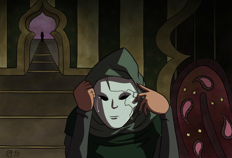 Mask   Chris Manson