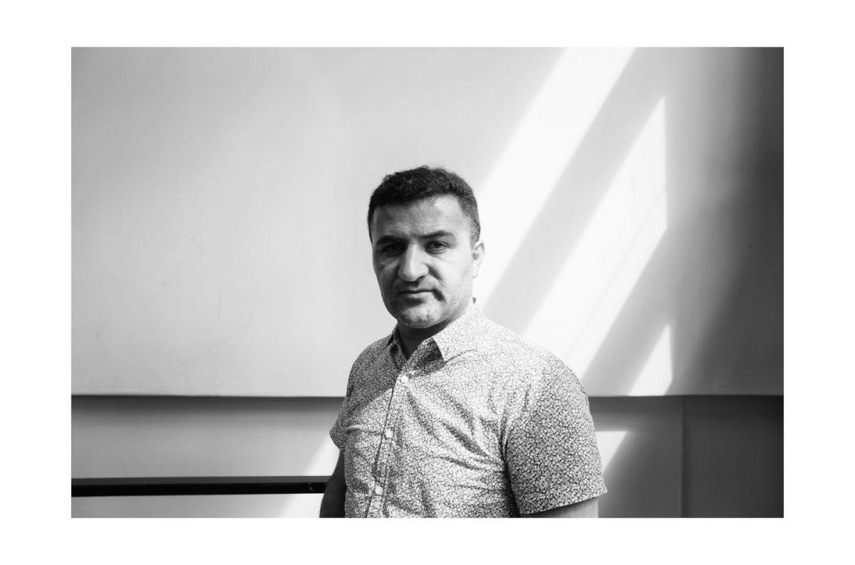 Farzad from Iran.