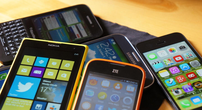 Mobile Phones | CC | Jon Fingas | https://flic.kr/p/goVRFZ