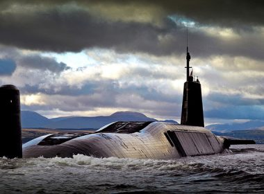 Westminster 'lied' on Trident independence 7
