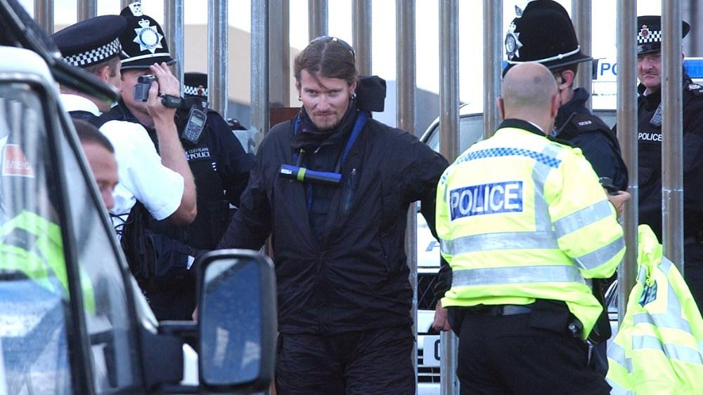 Spy cop seeks immunity from misconduct proceedings 8