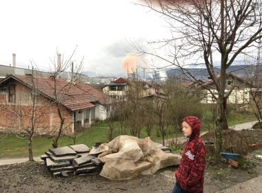 The Bosnian steel town choking to death 7