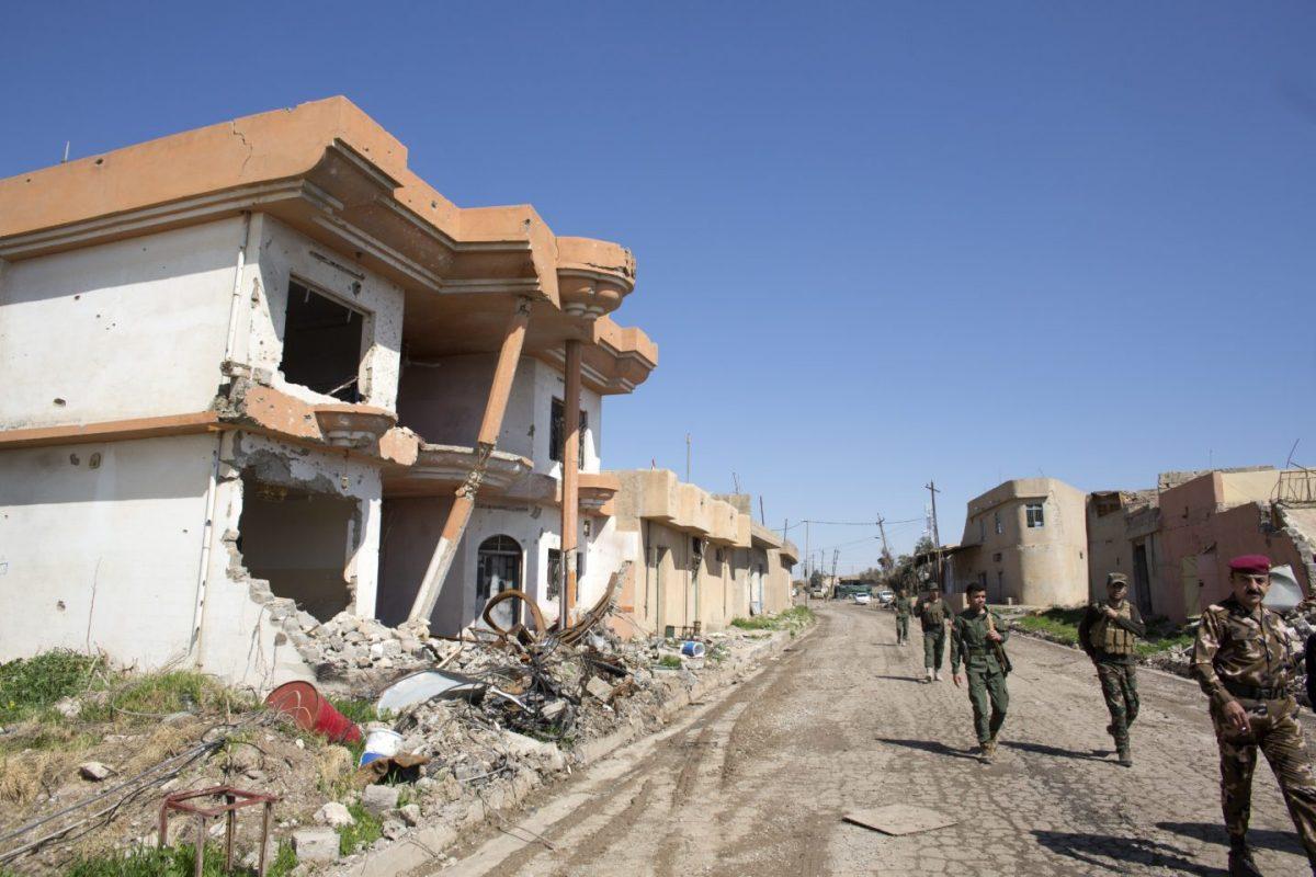 The destruction and liberation of Batnaya 8