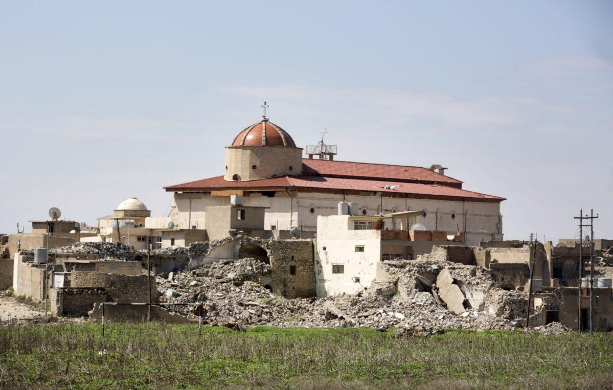 The destruction and liberation of Batnaya 10