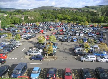 Did the SNP government end hospital parking charges? 11