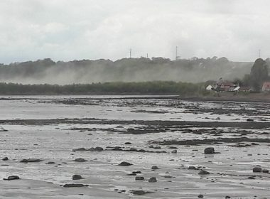 Dust clouds covering communities in Fife came from toxic dumps 9