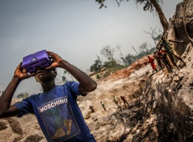 360 video: witness the lives of children in war-torn Central African Republic 10
