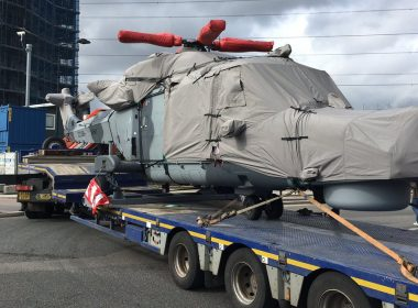 Scottish taxpayers give Italian arms firm £6m 7