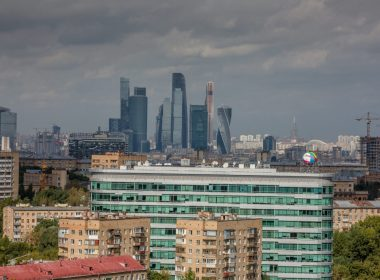 Disappearing Moscow