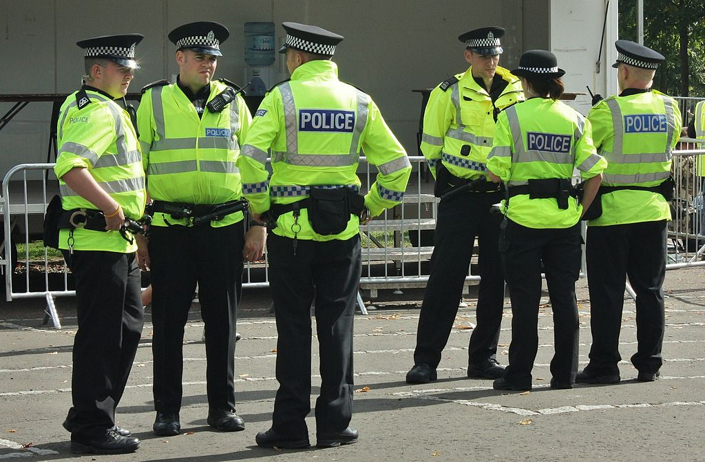 Claim that recorded crime down and police numbers up is Mostly True 9