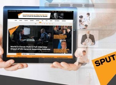 Sputnik rebuffed by Scottish journalism schools 10