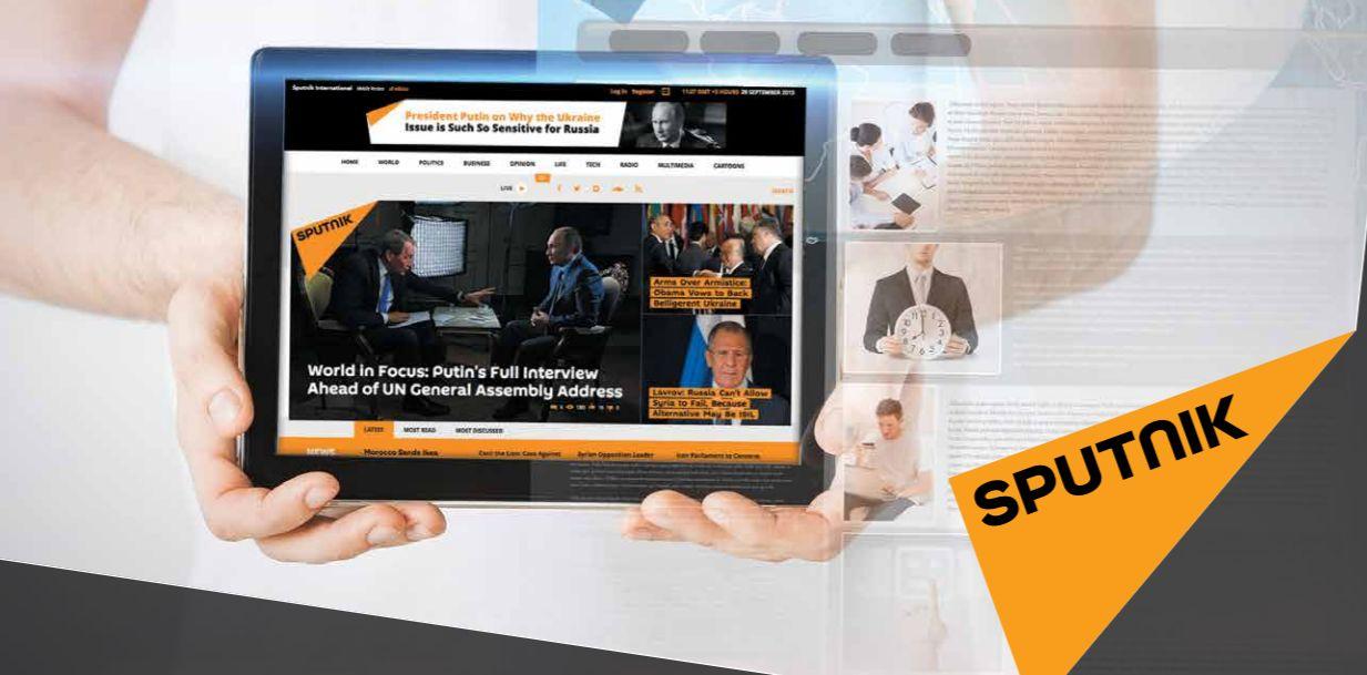 Sputnik rebuffed by Scottish journalism schools 9