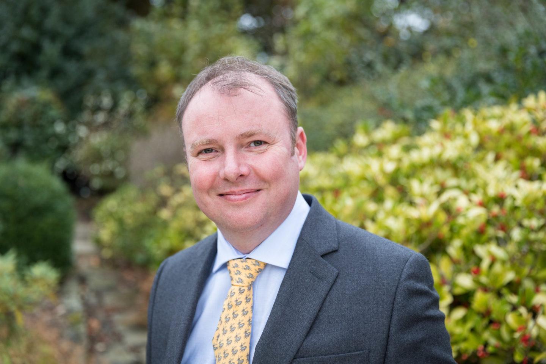 Transparency watchdog Darren Fitzhenry