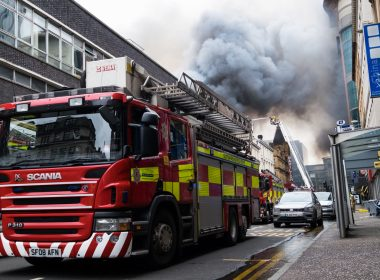 Claim that fire service paying VAT was 'SNP policy' is Mostly False 9