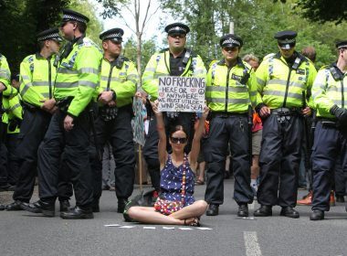 Fracking campaigners are 'domestic extremists', say Police Scotland 8