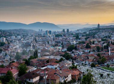 In photos: migrants finding refuge in Sarajevo 11