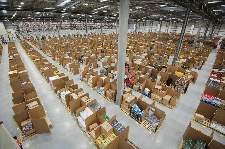 Amazon Dunfermline