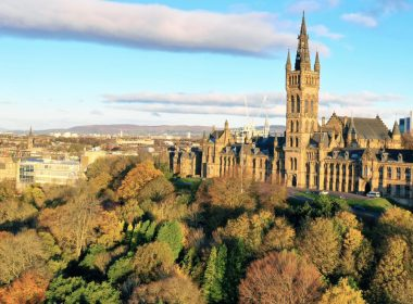 University of Glasgow | Credit David Simpson & iStock
