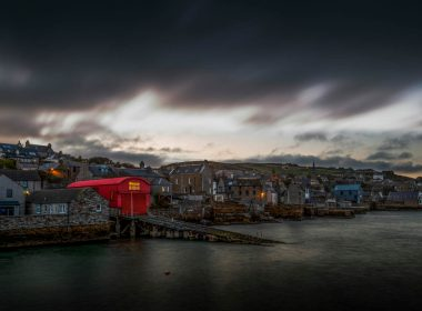 In photos: Orkney's renewable energy revolution 10