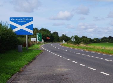 Claim 'Welcome to Scotland' slogan cost $162,972 is Mostly False 13