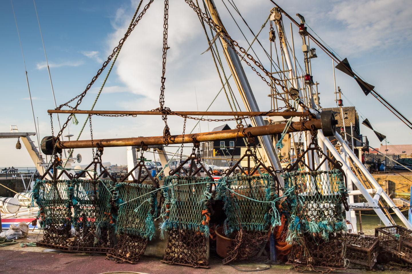 Illegal fishing claims after 112 boats seen in Scotland's protected waters 8