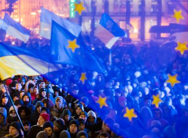 War on Europe's frontier: the Ukrainians risking their lives to join the EU 9
