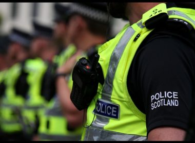 Police Scotland taser use up sixfold in four years 9