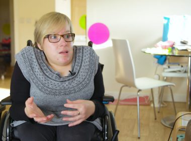 Susan McKinstery disabled people social care cuts