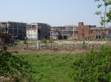 Legal overhaul urged to tackle Scotland's derelict land and buildings 13