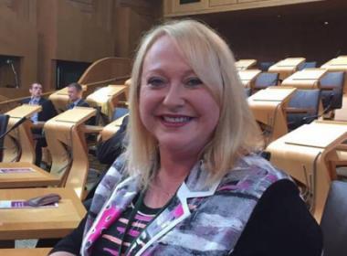 Alison Harris MSP