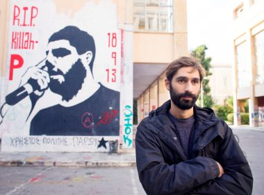 Golden Dawn and the killing of Pavlos Fyssas 8