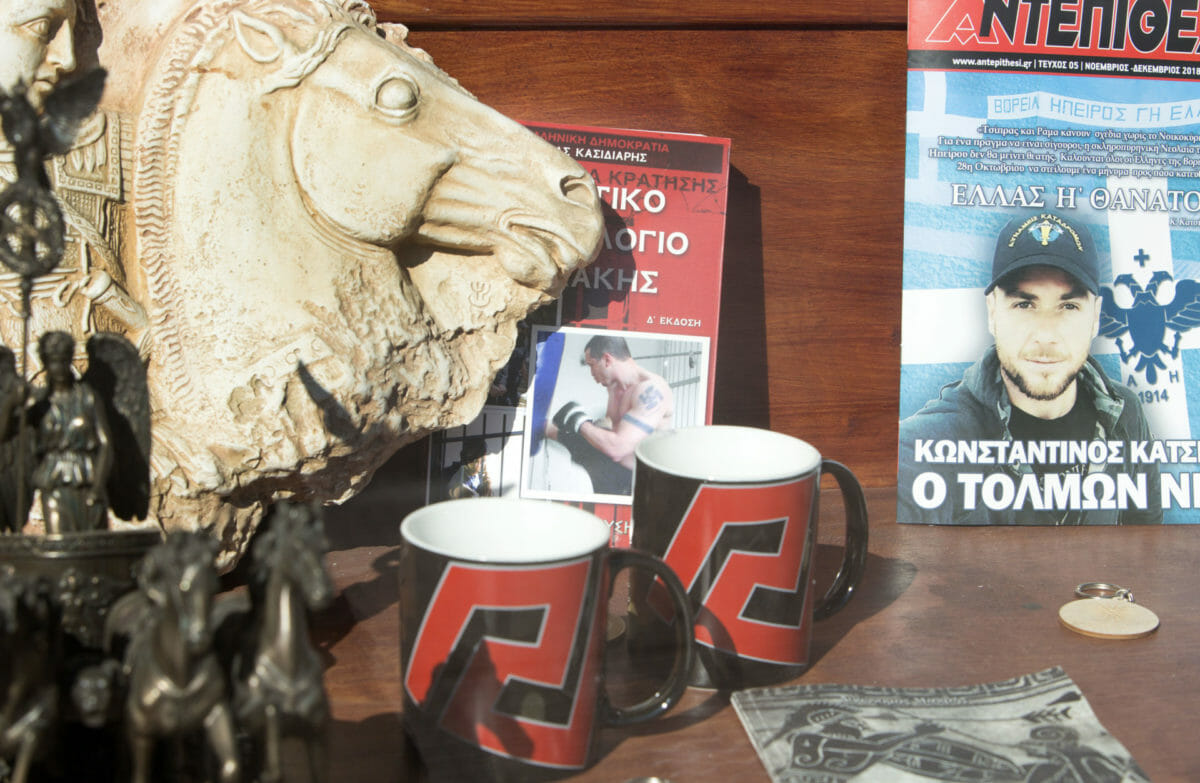 Golden Dawn and the killing of Pavlos Fyssas 10