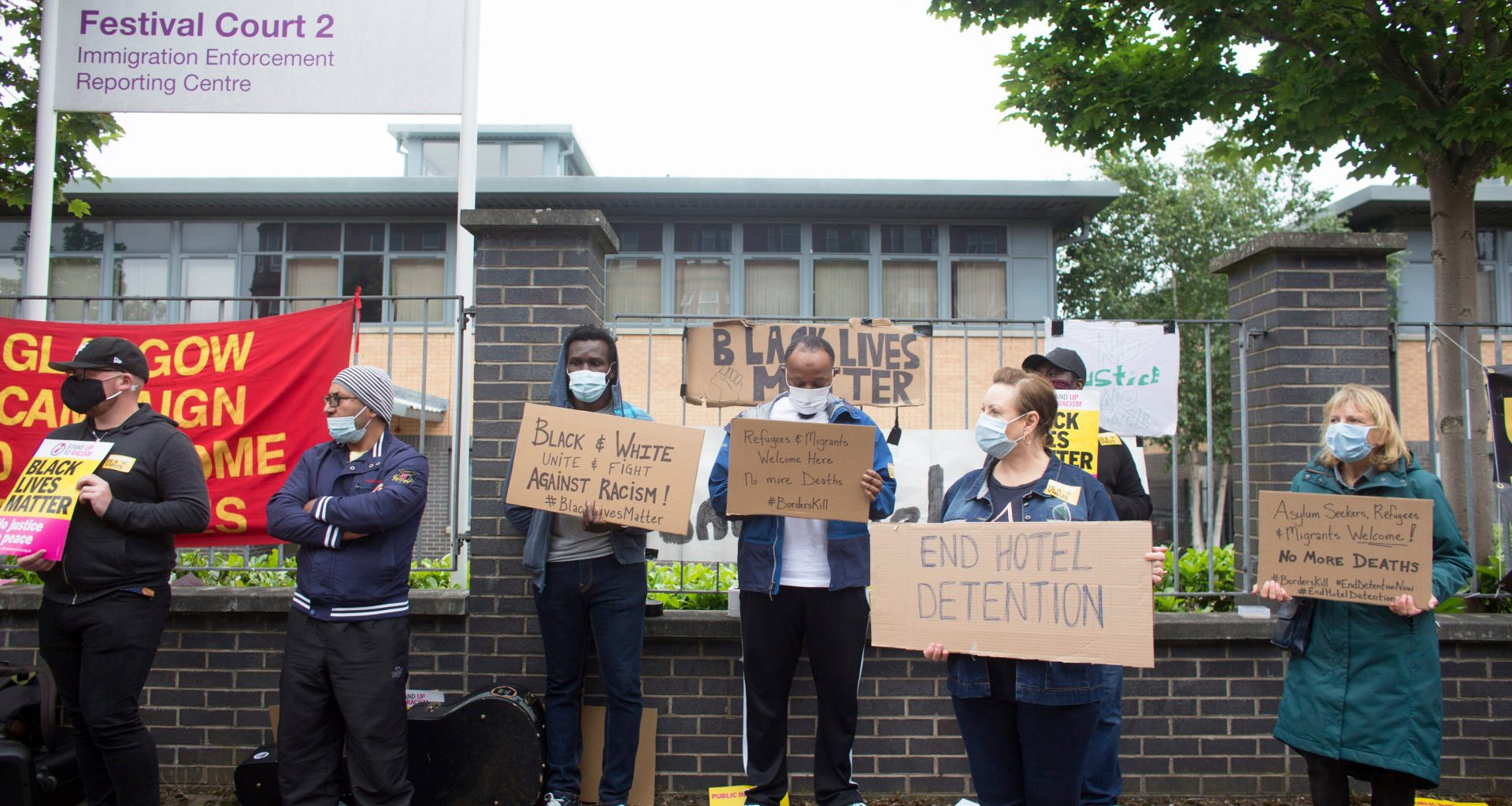Asylum charities spending tens of thousands to plug Home Office gaps 8