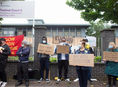 Asylum charities spending tens of thousands to plug Home Office gaps 10