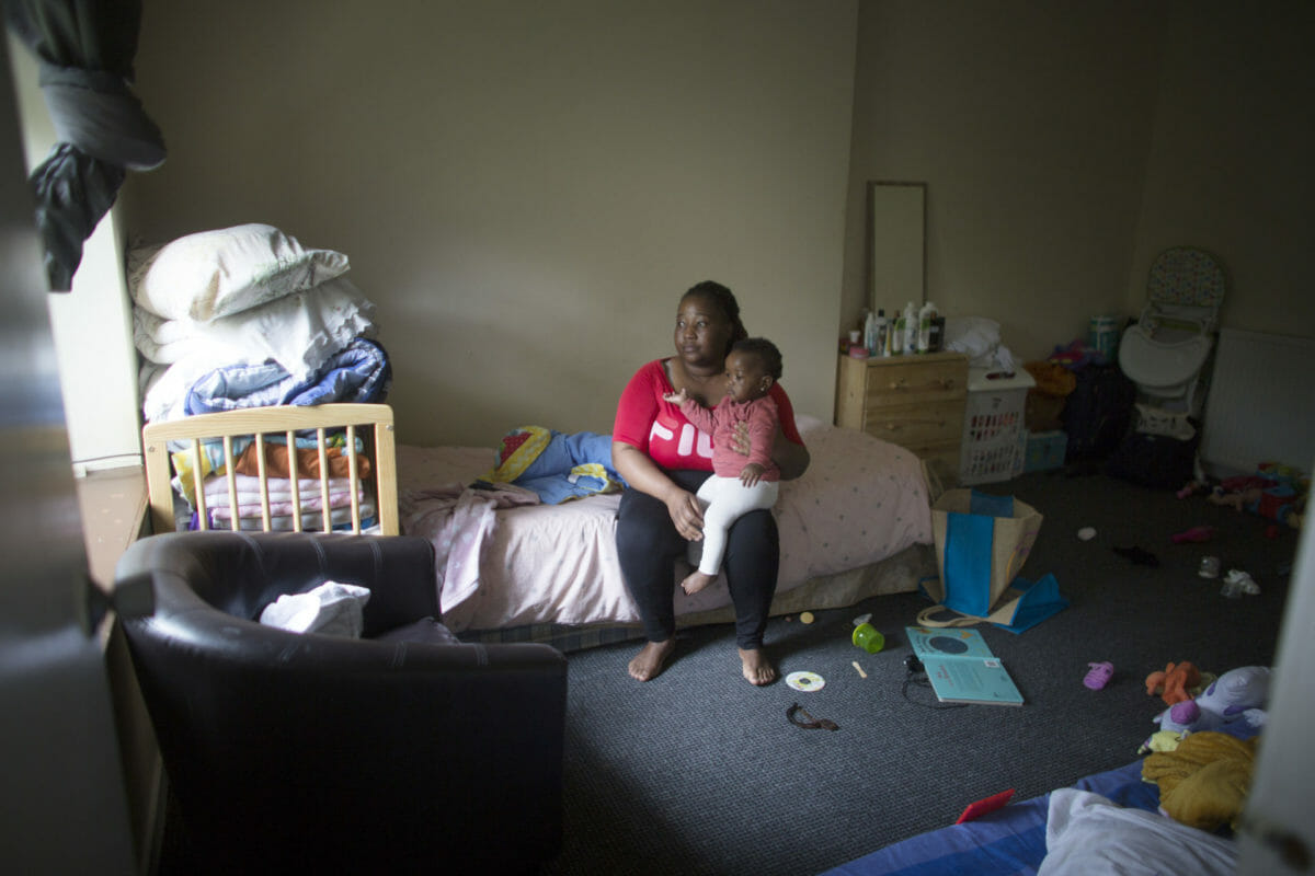 Asylum in crisis: stories from inside the 'broken system' 12